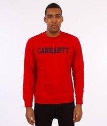 Carhartt-College Sweatshirt Bluza Ash Chili/Navy