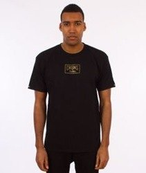 Crooks & Castles-Neo Core Logo T-Shirt Czarny