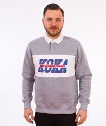 Koka-Polo School Yard Bluza Szara