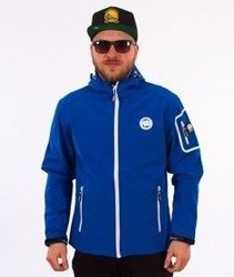 Pit Bull West Coast-Softshell Midvale Kurtka Royal Blue