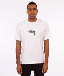 Stussy-Stock T-Shirt White