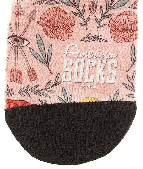 American Socks-Buffalo x Stephanie Singleton Mid High Skarpetki Multikolor