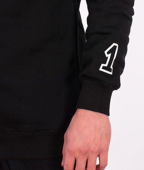 Biuro Ochrony Rapu-One Crew Bluza Czarna
