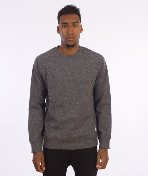 Carhartt-Holbrook Sweatshirt Black Noise Heather