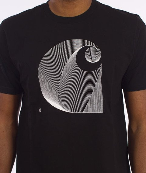 Carhartt WIP-Dimensions T-Shirt Black