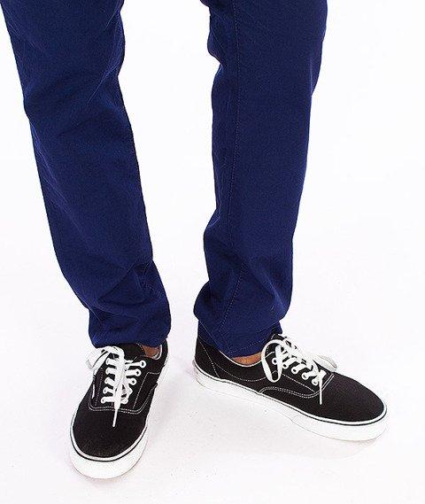 Carhartt WIP-Riot Pants Spodnie Labor Blue Rinsed