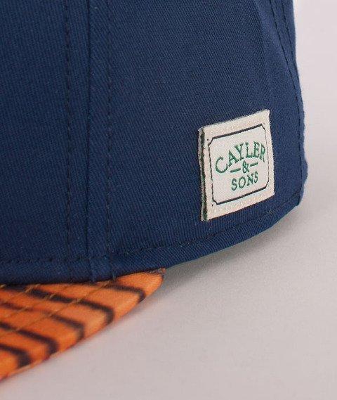 Cayler & Sons-Killa Kush Cap Deep Navy