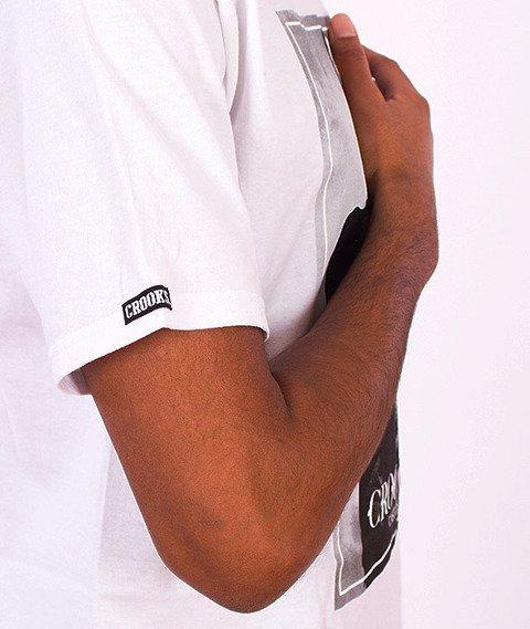 Crooks & Castles-Juice T-Shirt White