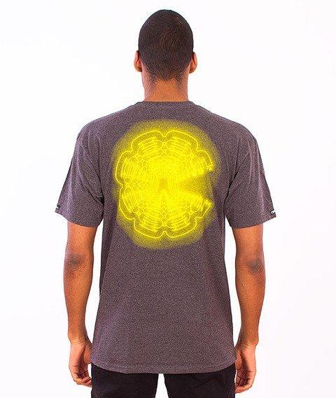 Crooks & Castles-Mirrors T-Shirt Heather Charcoal