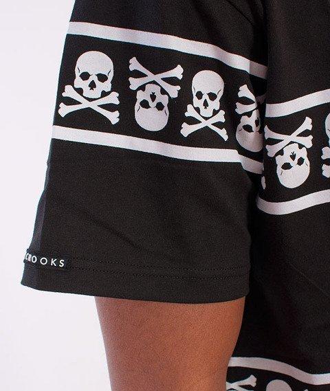 Crooks & Castles-Skull Squadron Pocket T-Shirt  Black