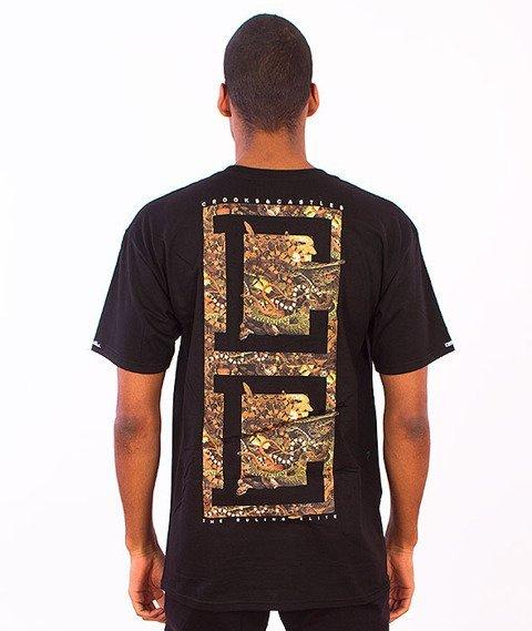 Crooks & Castles-Snake Pit T-Shirt Black