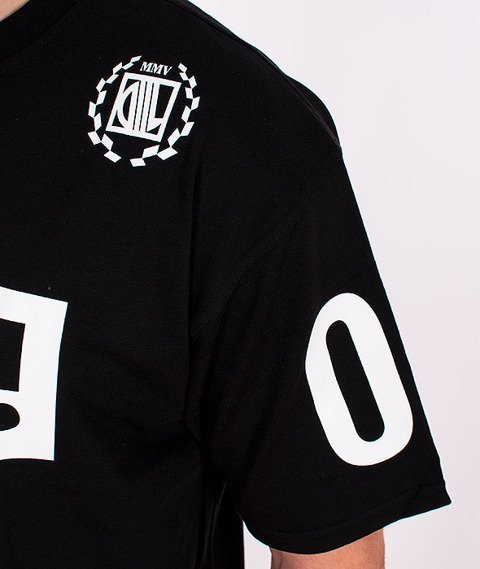 DIIL-Full Logo T-shirt Czarny