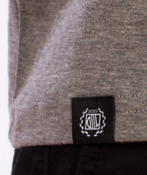 DIIL-Sketch T-Shirt Szary