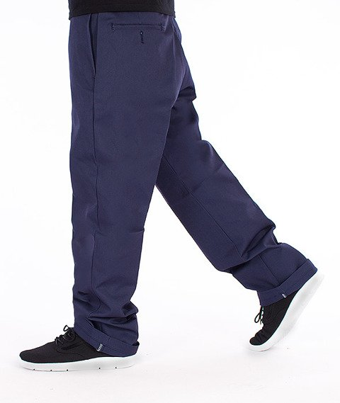 Dickies-874 Pants Navy Blue