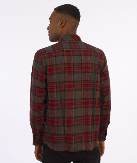 Dickies-Wallace Shirt Koszula Red