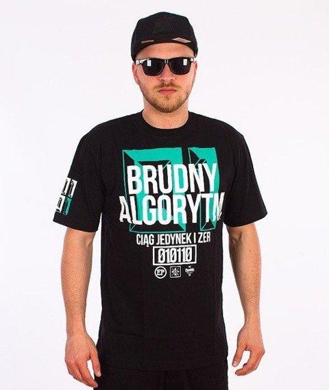 El Polako-Algorytm T-Shirt Czarny