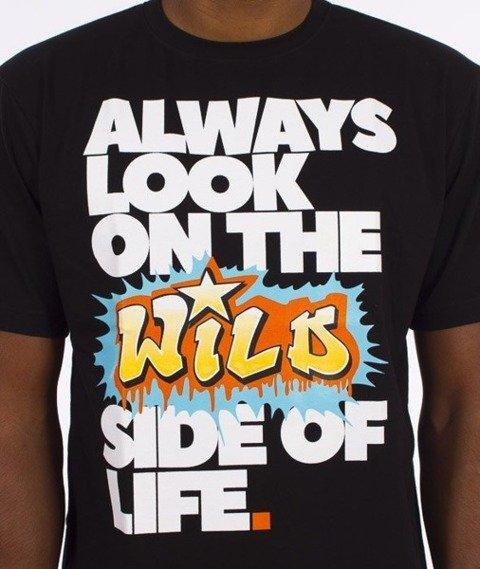 El Polako-Always Look T-Shirt Czarny