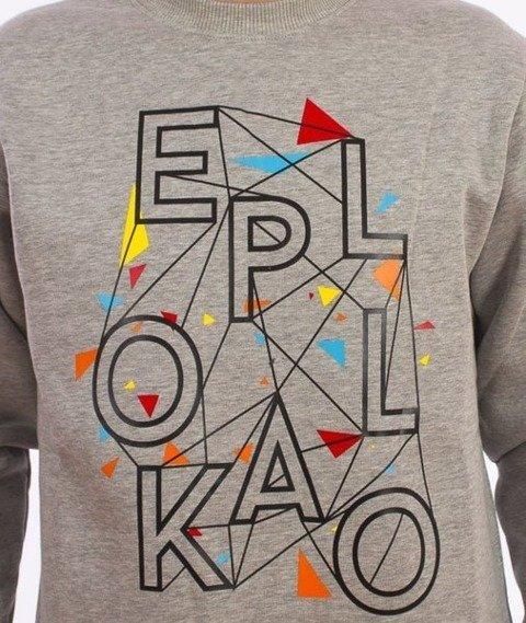 El Polako-Art. Bluza Szara