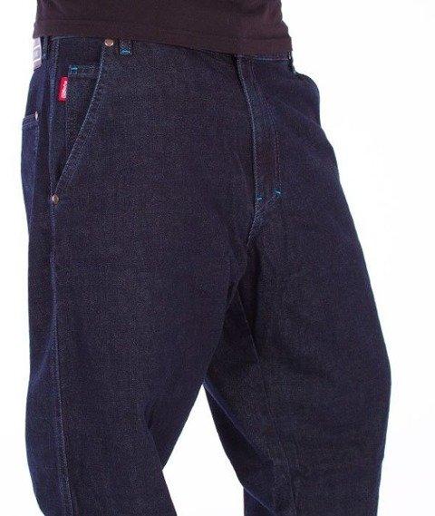 El Polako-Champion Regular Jogger Jeans Dark Blue