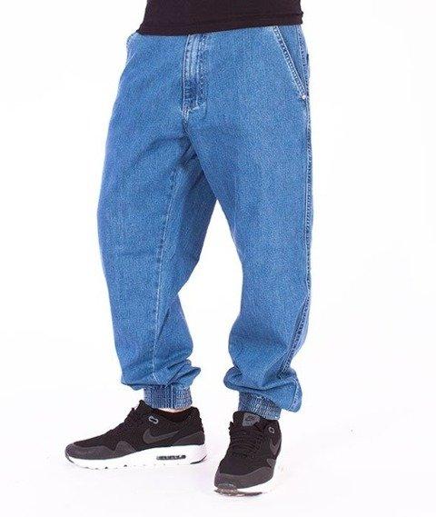 El Polako-Champion Regular Jogger Jeans Light Blue