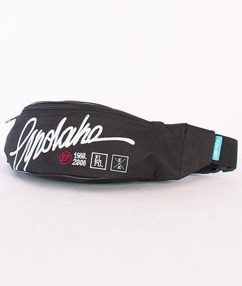 El Polako-Champion Street  Bag Czarny