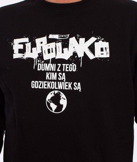 El Polako-Dumni Z Tego Bluza Czarna