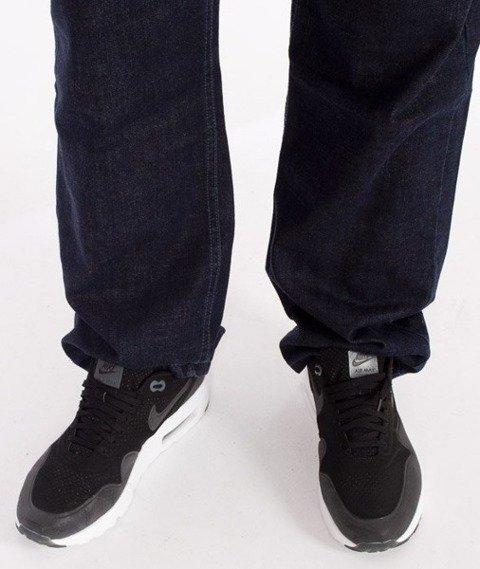 El Polako-Flag Regular Jeans Dark Blue