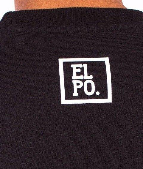 El Polako-Ogień Bluza Czarna/Multikolor