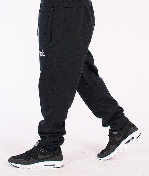 Elade-Font Spodnie Dresowe Czarne