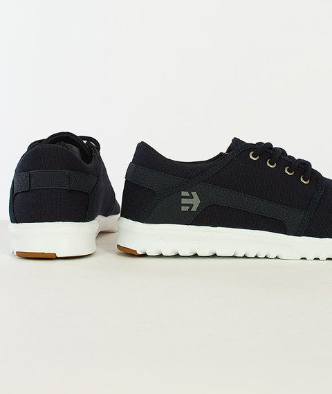 Etnies-Scout Navy/Gum/White