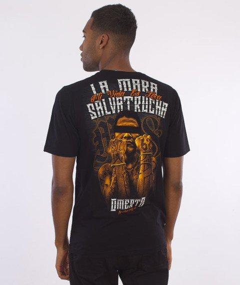 Extreme Hobby-La Mara Salvatrucha T-shirt Czarny