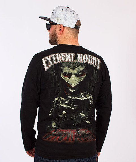 Extreme Hobby-Showtime Longsleeve Czarny