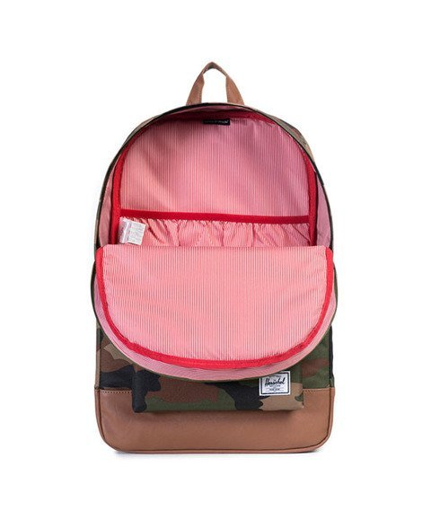 Herschel-Heritage Backpack Woodland Camo [10007-00032]