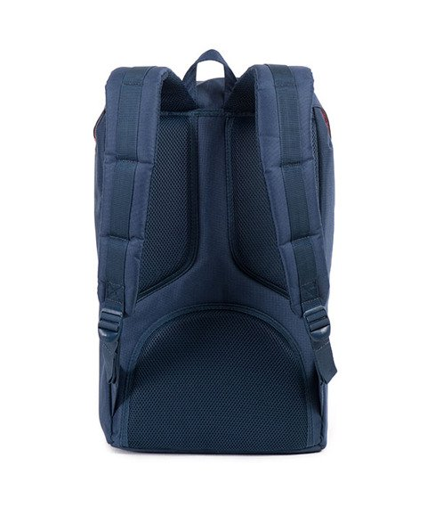 Herschel-Little America Backpack Navy/Natural  [10014-00610]