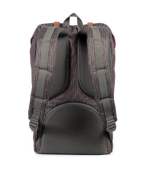 Herschel-Little America Backpack Rain Camo/Tan[10014-00748]