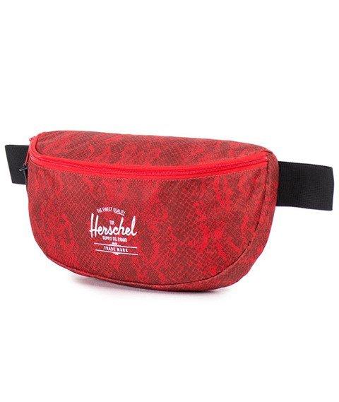 Herschel-Sixteen Hipsack Red Snake [10016-00761]