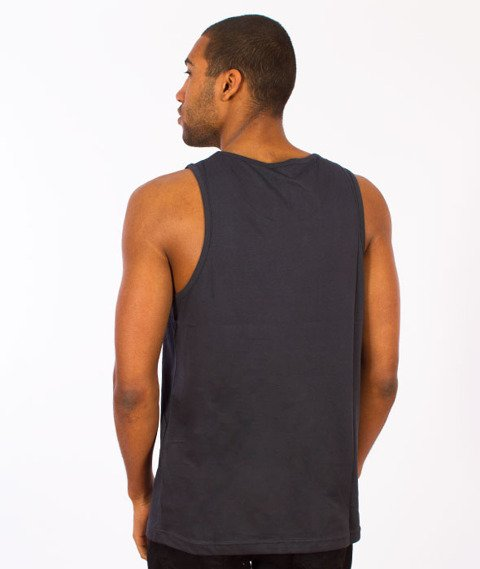 Iriedaily-Neighbourhood Tank Top Coal