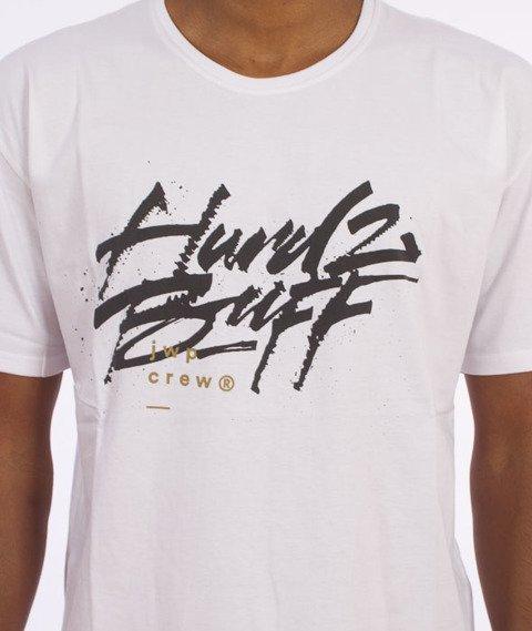 JWP-Gife Handstyle H2B T-shirt Biały