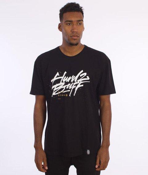 JWP-Gife Handstyle H2B T-shirt Czarny