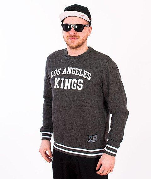 Majestic-Los Angeles Kings Crewneck Dark Grey
