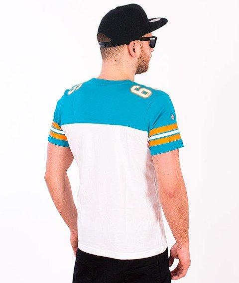 Majestic-Miami Dolphins T-shirt White/Turquoise