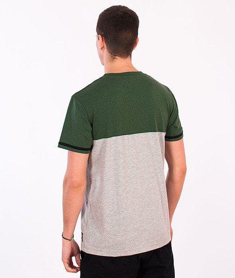 Majestic-New York Jets T-shirt Green/Grey