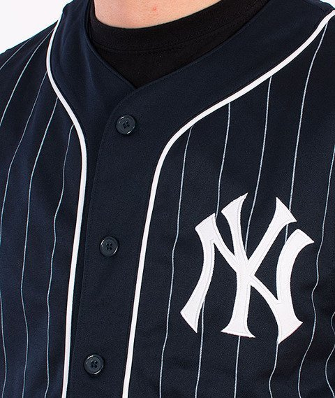 Majestic-New York Yankees Jersey Navy