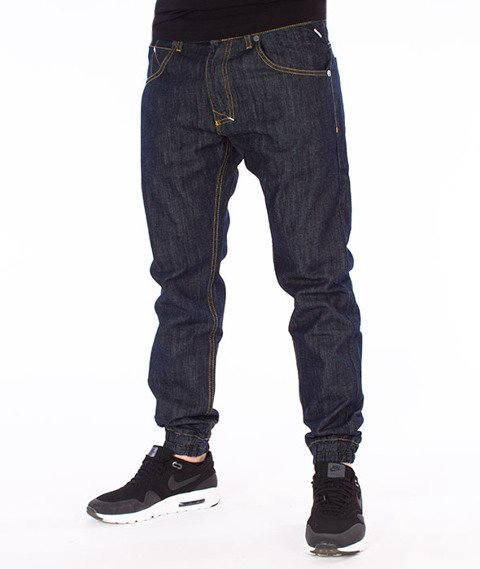 Mass-Base Jogger Pants Spodnie Rinse Blue