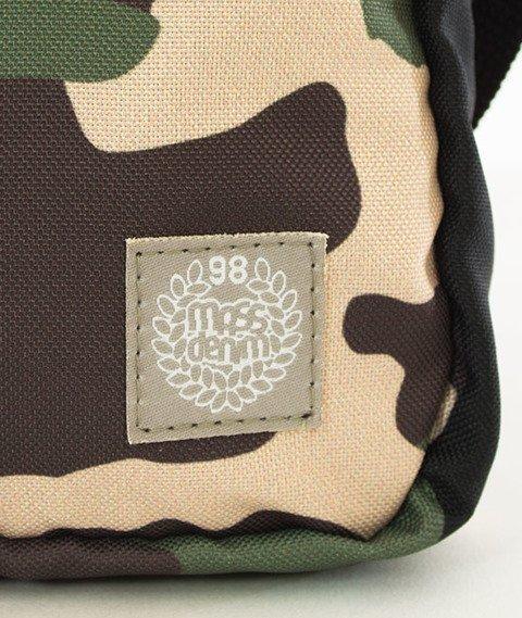 Mass-Base Small Bag Listonoszka Camo