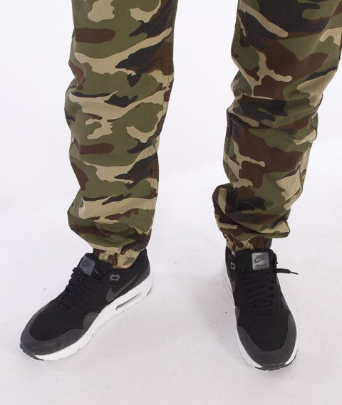 Mass-Base Sneakers Fit Camo