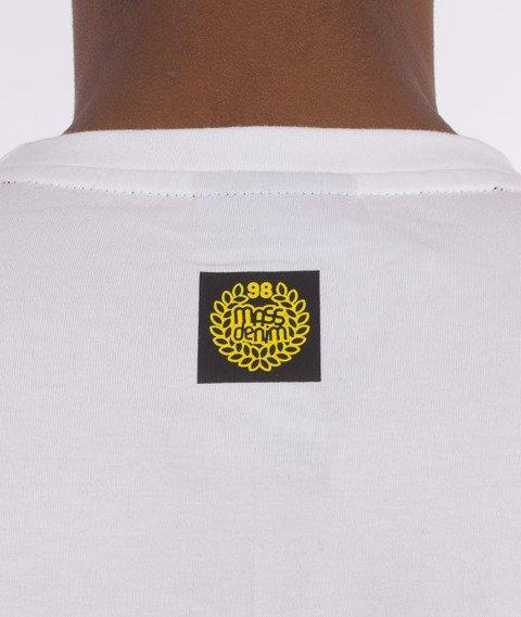 Mass-Brooklyn Legend T-Shirt Biały