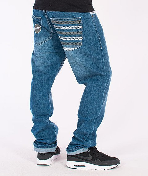 Mass-Glory Regular Fit Jeans Light Blue
