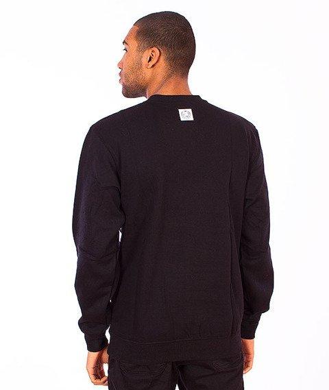 Mass-Outsized Bluza Czarna