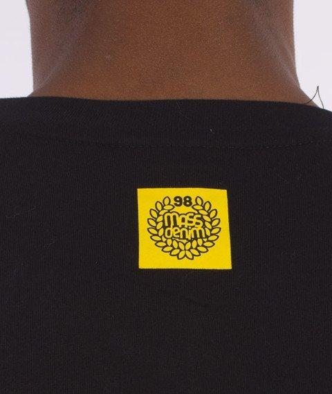 Mass-Pittsburgh Legend T-Shirt Czarny